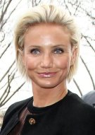 C) Ironed Forehead, Low Brow (Cameron Diaz)