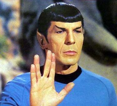 A) Evil Arched Brow (Dr. Spock)