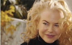 B) Quizzical, Asymmetrical Brow (Nicole Kidman)