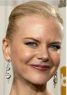 A) Evil, Arched Brow (Nicole Kidman)